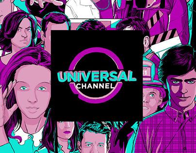 UNIVERSAL CHANNEL Arts