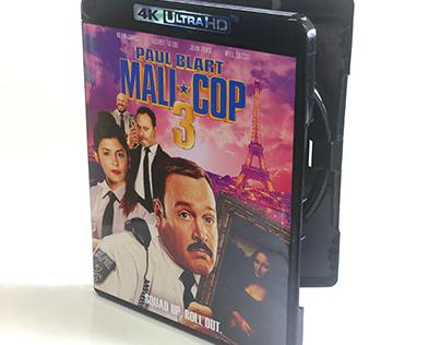 Paul Blart Mall Cop 3 UHD Spec Cover Design (2020)