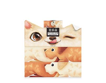 高鹏设计——宠物湿粮主食食品包装设计