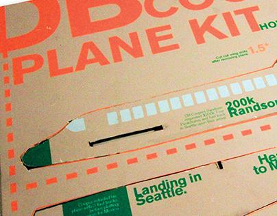 DB Cooper Plane Kit