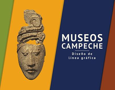 Museos Campeche / Línea Gráfica