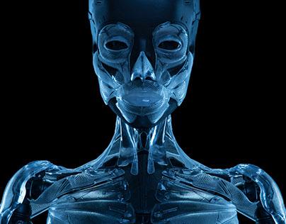 GITS - Major Skeleton