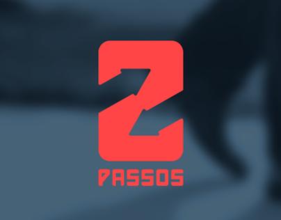 2 Passos | Branding