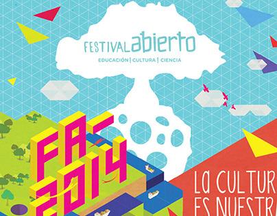 Festival Abierto 2012-2014