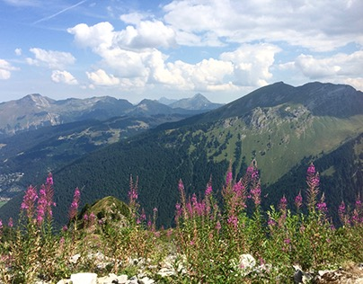 Morzine Scenic Photography