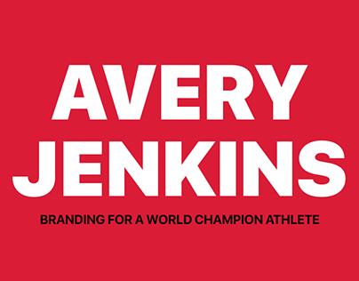 Avery Jenkins Branding