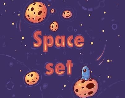 Space set