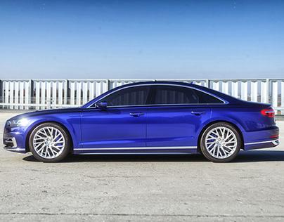 2018 Audi A8 CGI