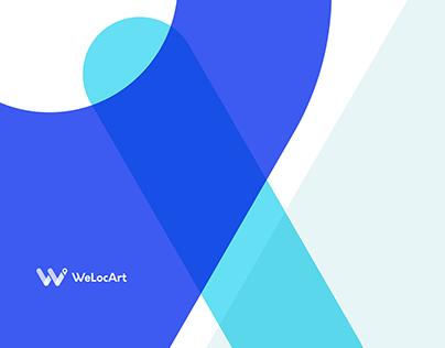 WeLocArt | Visual Identity