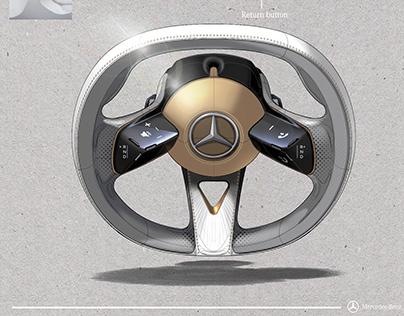 Mercedes-Benz S Class Components Design