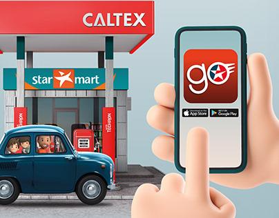 CaltexGO Campaign