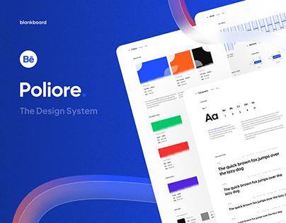 Poliore : The Design System