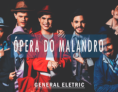Ópera do Malandro - General Eletric