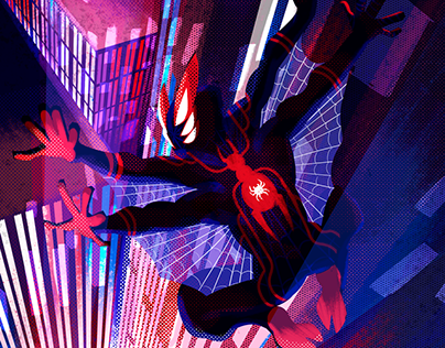 Spiderman: Into the mutantverse