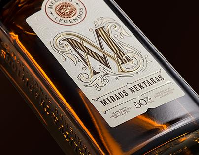 MIDAUS NEKTARAS liqueur