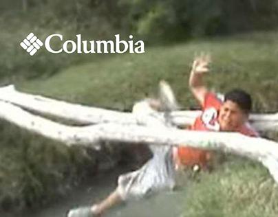 Con Columbia Omni-Grip, sería otra historia