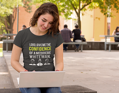 Lord Give Me The Confidence T-Shirt