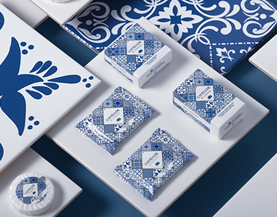 Saudade by Lousani || Amenities Packaging Design