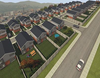 Condominio Terrazas del Sol - render