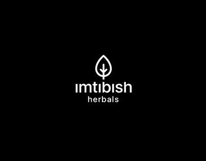 Imtibish Herbals | Brand Identity Design