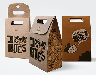 Brews N' Bites Rebrand - Project