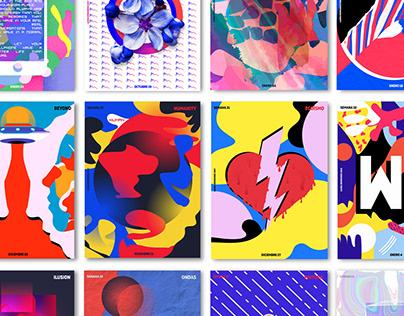 @notagooddesigner - Posters