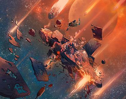 Space Wrecks!
