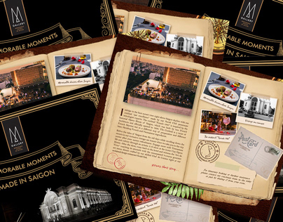 Flyer | Memorable Momments Made In Saigon
