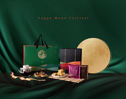 Moon Festival visual design 活動視覺設計