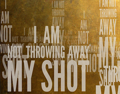 """My Shot"" Lyric Video"