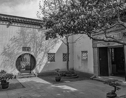 Classical Chinese Garden, Suzhou Yanjia Garden