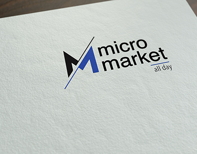 Micro Market All Day Vending Machines Spot Logo