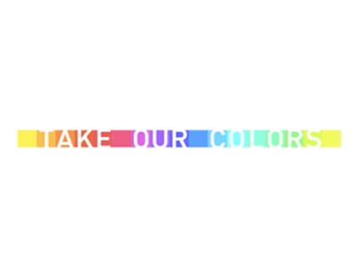Take Our Colors