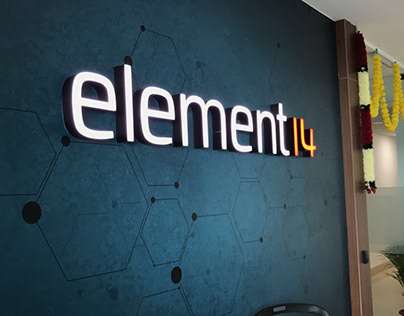 Element14 - Corporate Internal Branding