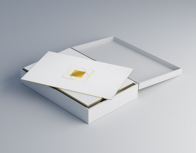 10 Free white business card mockups