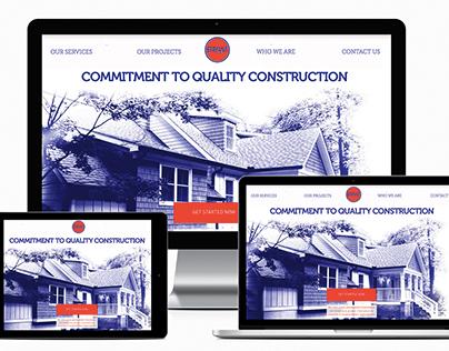 :: Web Design :: Construction/Architecture Industry