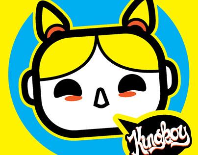 KingKoy Toys - Branding