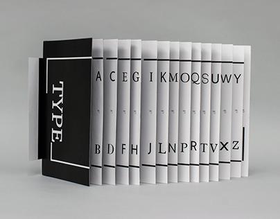 ABC Type Book