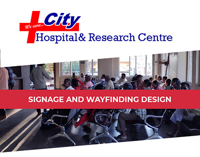 Signage and Wayfinding Design | Visual Ergonomics