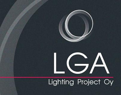 Logo of lighting