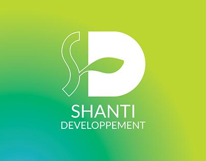Shanti développement - Visual Identity