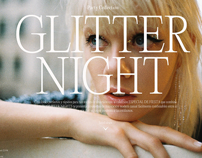 Glitter Night - Lefties