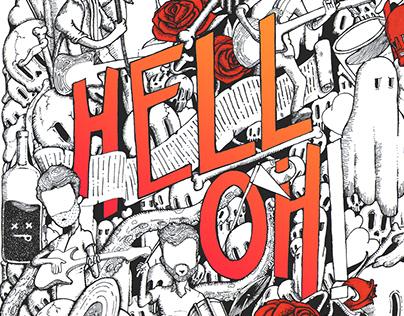 Banda Hell Oh! - Fanart