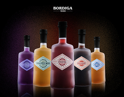 BORDIGA - Elisir (concept label)