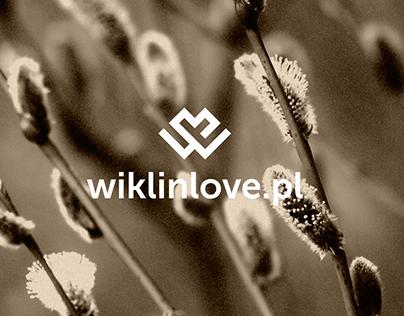 wiklinlove.pl - logo 4 version