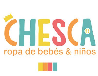 Chesca - Identidad Visual & Branding