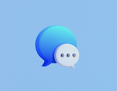 3D icon Rendering