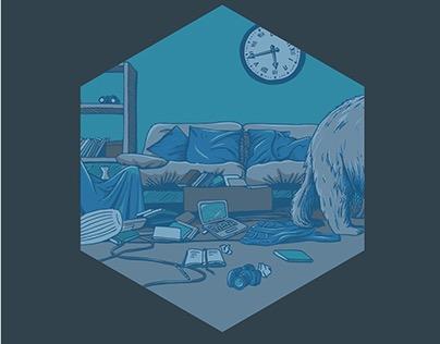 Spooky Action Album Cover