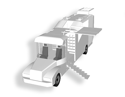 Mukti : An RV for a Freedom Fighter