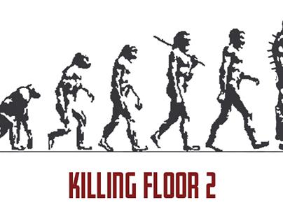 Killing Floor 2 - Tee Shirt